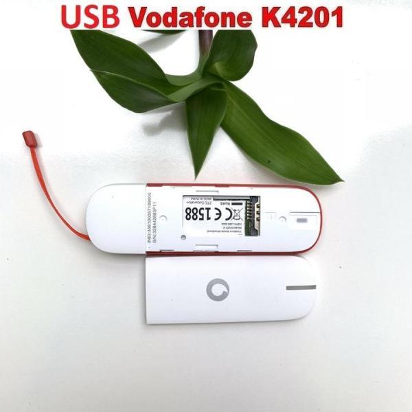 Bảng giá Máy usb 3G Vodafone k4201 Thiết Bị Dcom 3G Tốc Độ Mạng Ổn Đinh Chuyên Dùng Đổi IP Phong Vũ