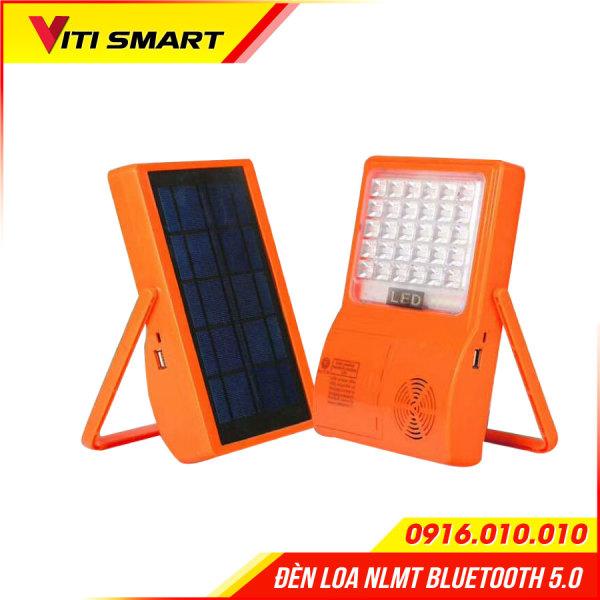 Bảng giá Đèn loa năng lượng mặt trời bluetooth 5.0
