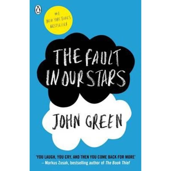 Sách/ Truyện Ngoại Văn: The Fault In Our Star ( Khi Lỗi Thuộc Về Các Vì Sao)  (Tiếng Anh)