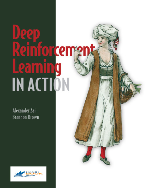 Deep Reinforcement Learning in Action - Hanoi bookstore
