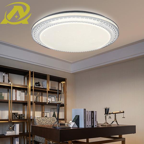 Đèn led ốp trần 3 màu tròn viền kép trang trí phòng khách phòng ngủ. Phong cách sang trọng thanh lịch.Hàng uy tín giá tốt 8980