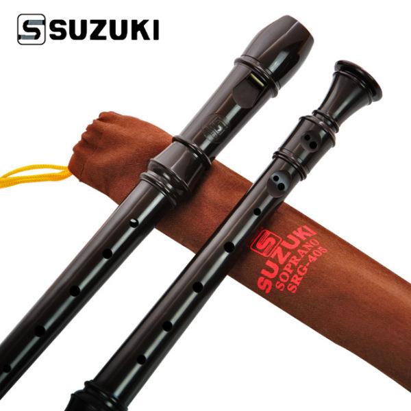 Sáo Recorder Soprano Suzuki SRG405 ( Sáo dọc )