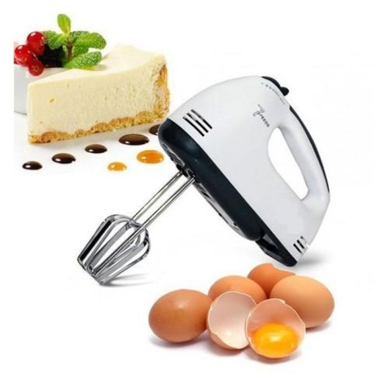 Máy Đánh Trứng Cầm Tay 180W Tặng Que Đánh Trứng