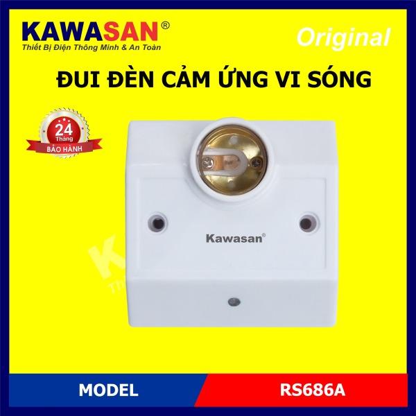 ĐUI ĐÈN CẢM ỨNG VI SÓNG KW-RS686A