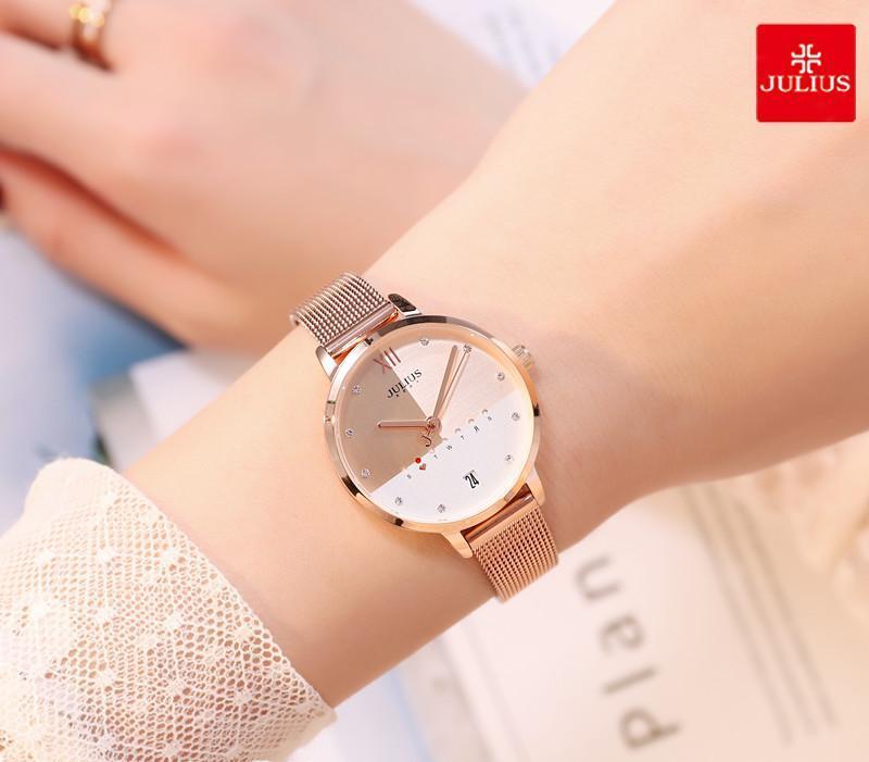 Đồng hồ nữ Julius JA-1100