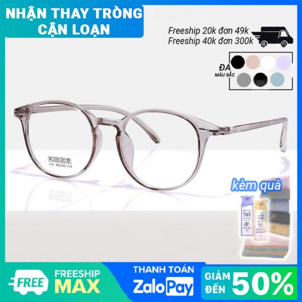 Giá bán Kính Cận Gọng Dẻo Hàn Quốc 215--Kính Gọng Dẻo-Gọng Kính Cận-Kính Cận Unisex-Gọng Kính Cận Đẹp-Lily Eyewear
