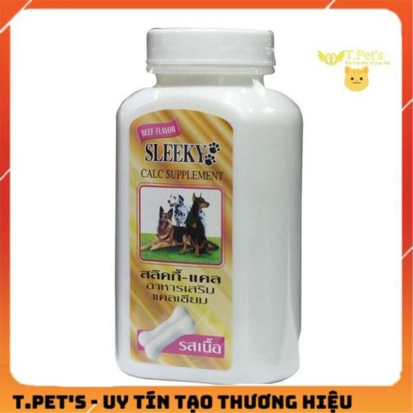 Canxi Thái Sleeky Dành Cho Thú Cưng