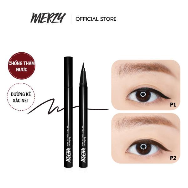 Bút kẻ mắt Merzy Another Me The First Pen Eyeliner 0,5g ( Chính Hãng ) cao cấp