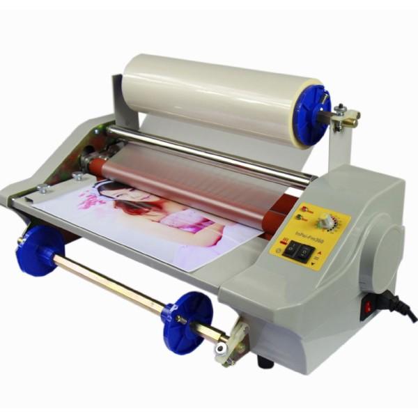 Bảng giá Máy cán màng 2 mặt khổ A3 và A4 chuyên dùng ngành photocopy Phong Vũ