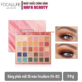 Bảng Phấn Mắt 30 màu Focallure Endless Possibilities Palette FA-82 _ Focallure Chính Hãng thumbnail