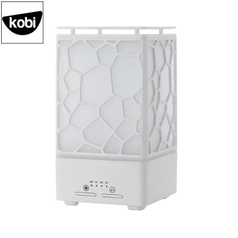 Máy xông tinh dầu phòng ngủ Cát Tường Kobi giúp phun sương, tạo ẩm, đuổi muỗi, làm thơm phòng khách