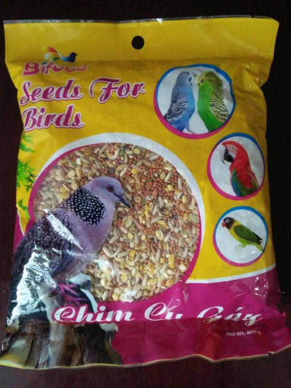 Combo 4 ngũ cốc cho chim cu gáy
