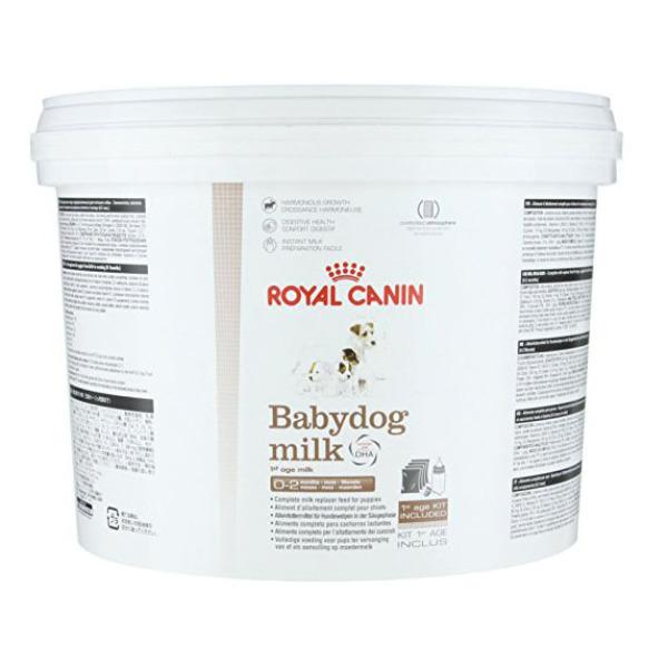 Sữa bột Royal Canin Baby dog milk 2kg (tặng kèm bộ bình ti)
