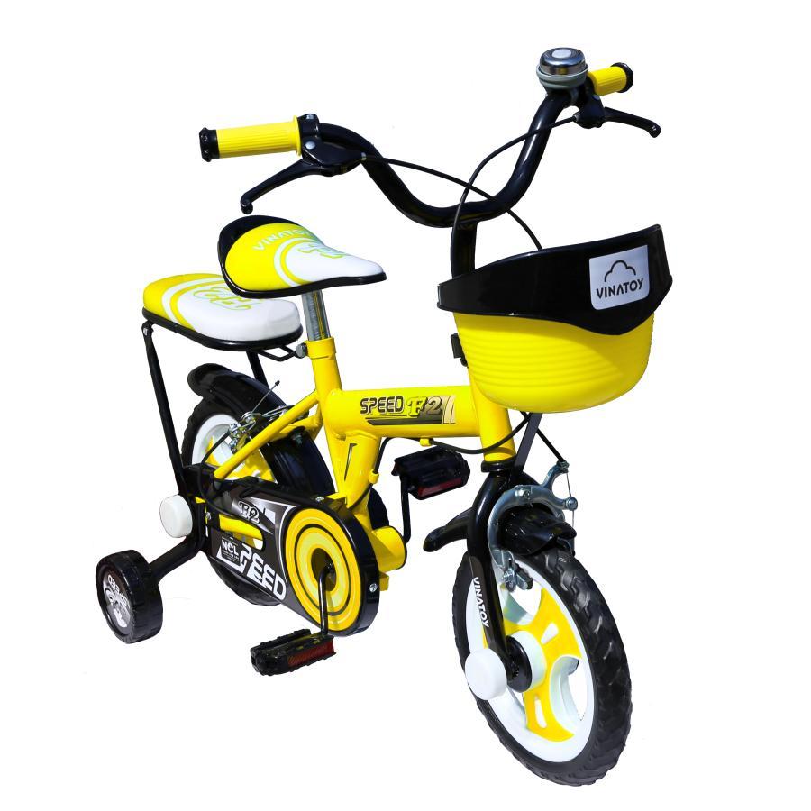 Xe đạp trẻ em Nhựa Chợ Lớn 12 inch K103...