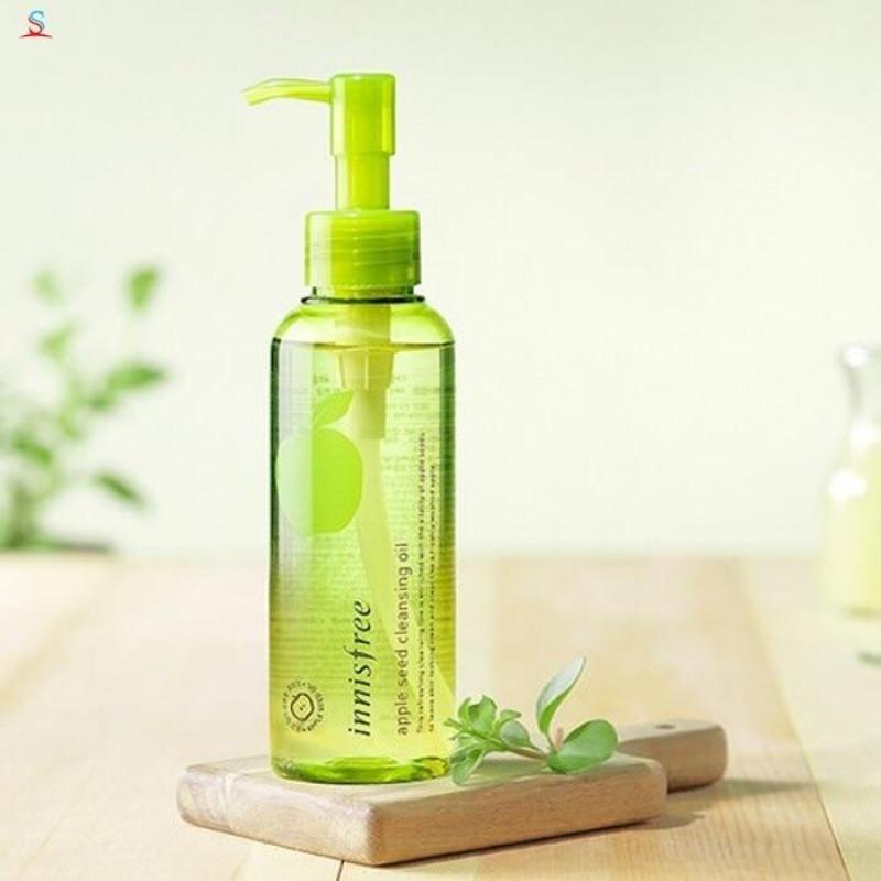 DẦU TẨY TRANG TÁO INNISFREE APPLE SEED CLEANSING OIL cao cấp