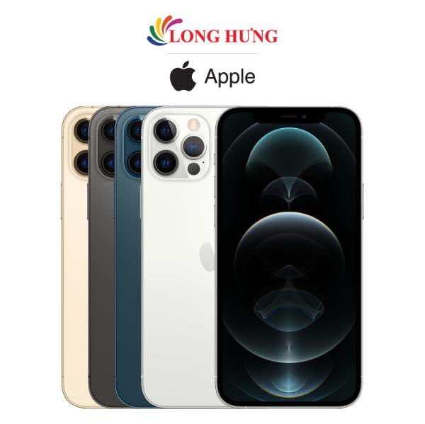 Điện thoại Apple iPhone 12 Pro 128GB (VN/A) - Hàng chính hãng - Màn hình 6.1inch Super Retina XDR bộ 3 Camera sau Pin 2815mAh hỗ trợ sạc nhanh