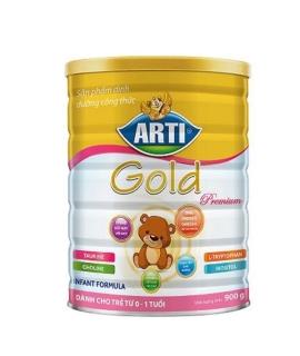 Sữa Arti Gold Premium Infant Formula 900g (CAM KẾT CHÍNH HÃNG, DATE MỚI) thumbnail