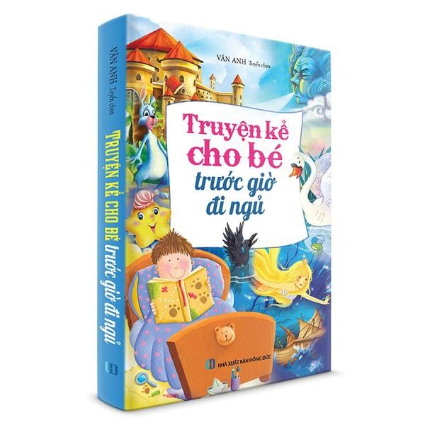 Sách - Truyện Kể Cho Bé Trước Giờ Đi Ngủ - 5054773400333