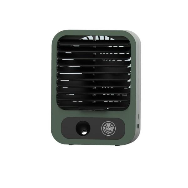 [ FREESHIP ] Quạt Điều Hòa Hơi Nước Mini Phun Sương, máy làm mát không khí cầm tay - quạt mini tích điện phun sương