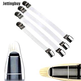 Jettingbuy 4 Cái Bàn Ủi Bìa Clip Chốt Chặt Phù Hợp Đàn Hồi Brace Ties Dây Đeo Grips thumbnail