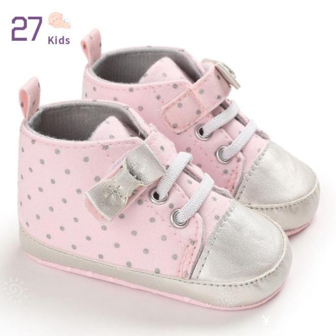 27 Trẻ Em Em Bé Bé Gái Giày Giản Dị Giày Đế Mềm Bé Trai Nụ Cười Sao Miếng Dán Ma Thuật Chất Liệu Da PU giá rẻ