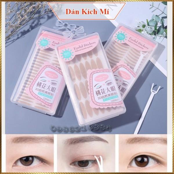 Hộp miếng dán kích mí lưới Dream Kiss Eyelid Stickers DKS3 giá rẻ