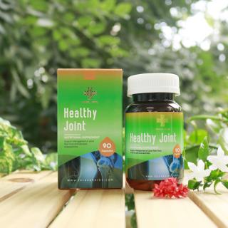 Thực phẩm chức năng hỗ trợ viêm xương khớp, thoái hoá khớp, đau nhức khớp - Teresa Herbs Healthy Joint 90 Capsules Nutritional Supplement (Made in USA) thumbnail