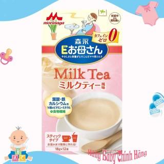 Sữa bầu Morinaga [CHÍNH HÃNG] dành cho bà bầu Sữa Morinaga bầu vị trà sữa, 216g - [CÓ TEM PHỤ TIẾNG VIỆT] thumbnail