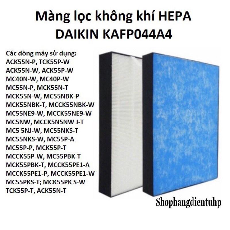 Màng lọc Daikin vầng Trăng KAFP044A4 (390 x 245 x 45mm )
