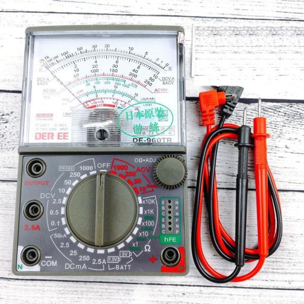 Đồng hồ đo điện VOM DE 960TR