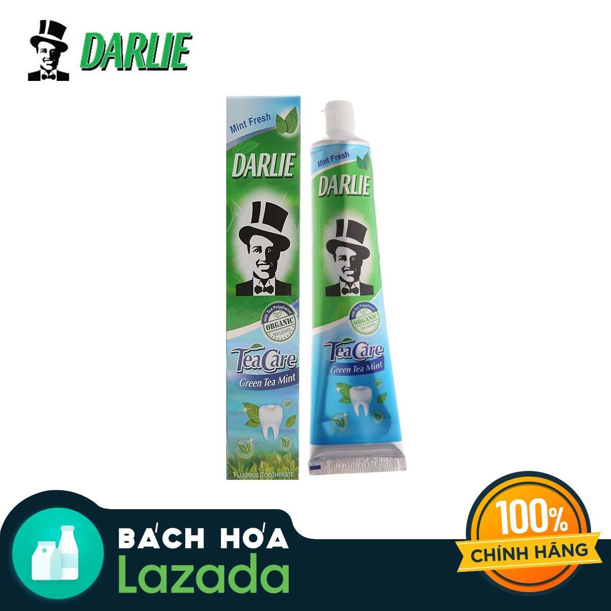 Kem đánh răng Darlie Tea Care Mint 160g