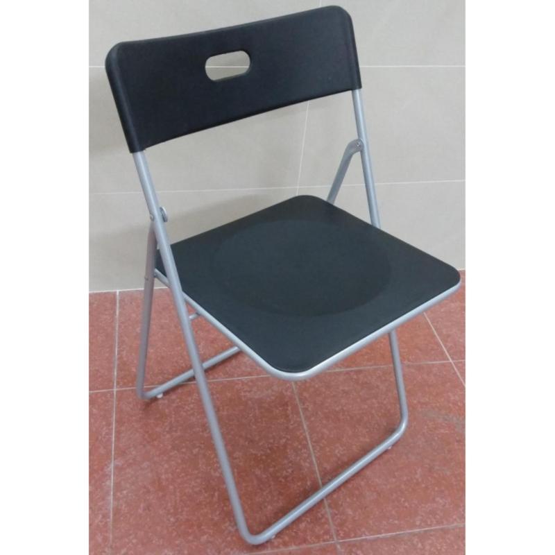Ghế gấp - ghế xếp văn phòng cao cấp giá rẻ Xuân Hòa GS 22-00 màu đen giá rẻ
