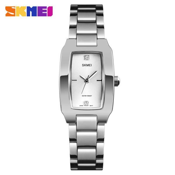 Nơi bán Đồng hồ nữ thể thao SKMEI dây thép cao cấp - SK106