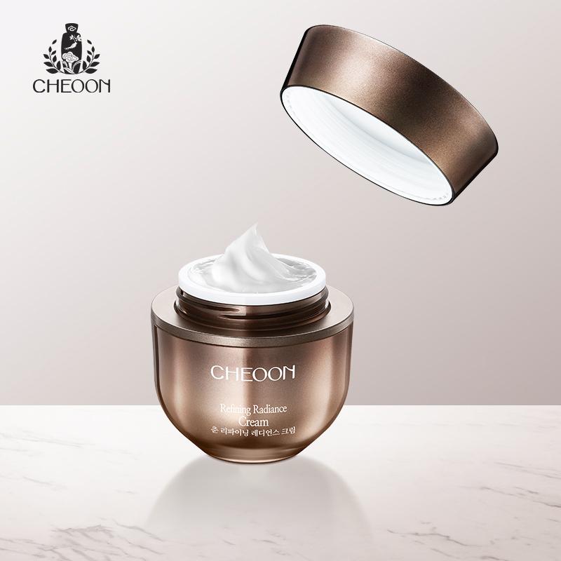 Kem dưỡng da làm sáng và chống lão hóa Cheoon Refining Radiance Cream nhập khẩu