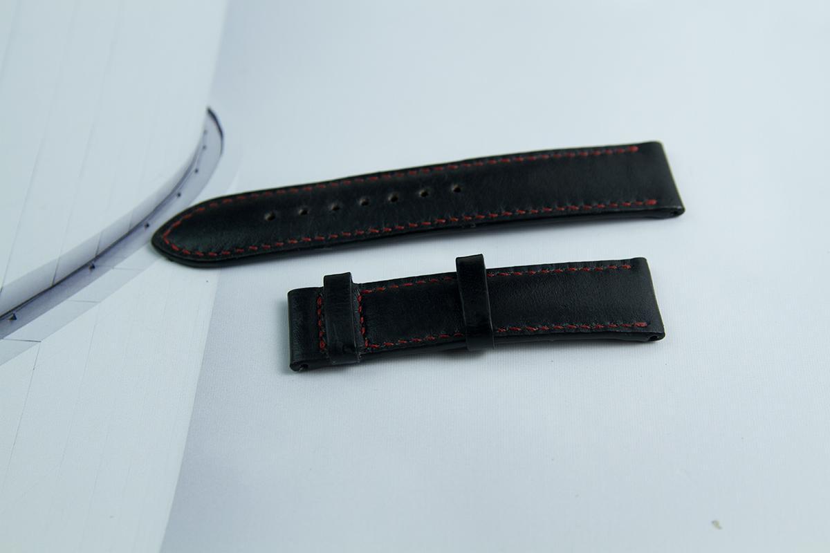 Nơi bán Dây da đồng hồ - sản phẩm thủ công 001MC