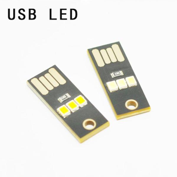 Bảng giá Đèn led USB siêu mỏng cắm cổng USB Phong Vũ