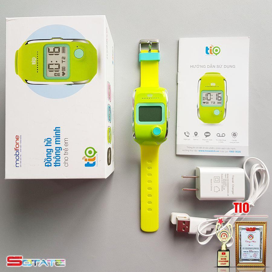 Đồng hồ thông minh định vị trẻ em TIO