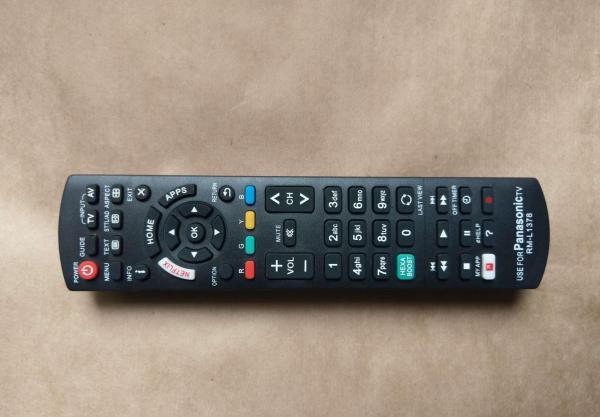 Bảng giá Điều khiển TV Smart Panasonic
