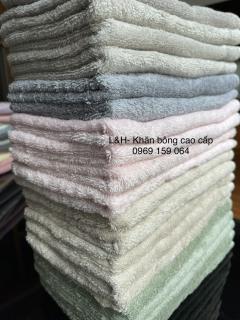 Khăn tắm, khăn lau tóc, KT 35x80, nặng 120g thumbnail