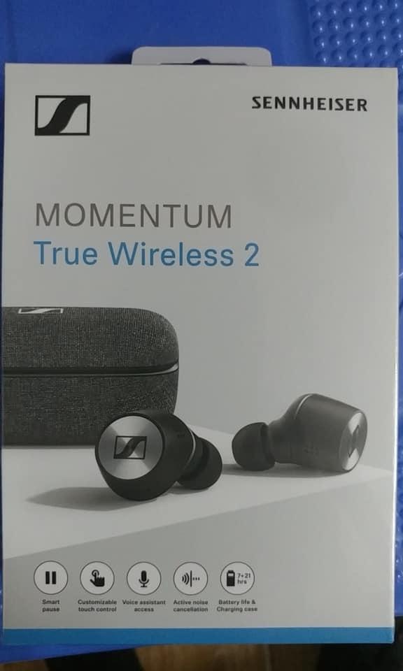 Offer Khuyến Mại Tai Nghe Sennheiser Momentum True Wireless 2