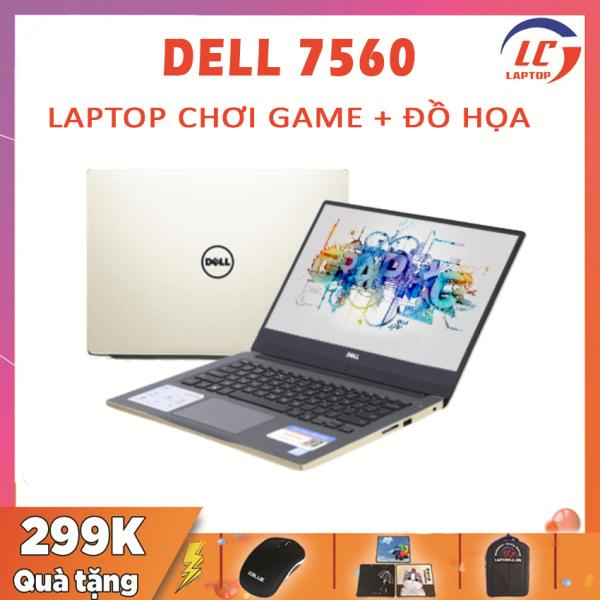 Bảng giá [Trả góp 0%] Laptop Chơi Game, Đồ Họa Dell Inspiron 7560, i5-7200U, VGA Rời Nvidia 940MX-4G, Laptop Dell, Laptop i5 Phong Vũ