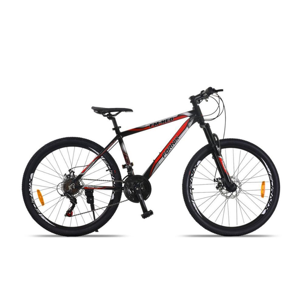 Mua Xe đạp địa hình FM NEO màu đen đỏ