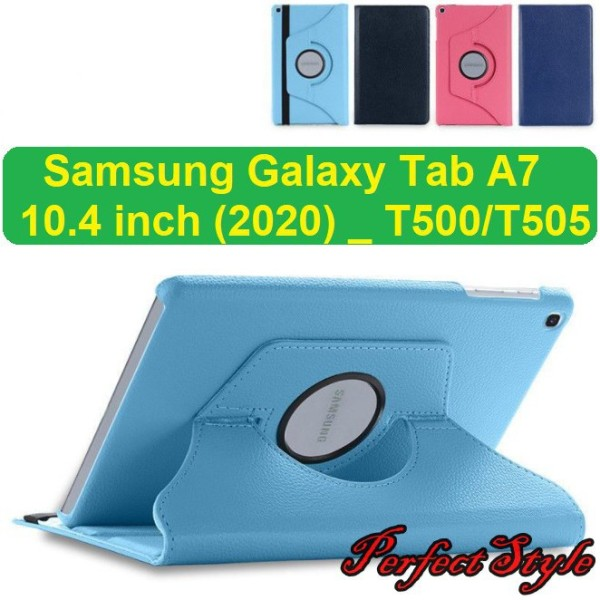 Bao da xoay Samsung Galaxy Tab A7 2020 T500 / T505 T507 Samsung Galaxy Tab A7 10.4 inch (2020) / A7 lite 2021 T220 T225