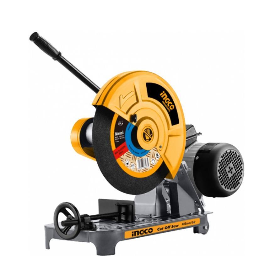 405x25.4x3mm Máy cắt sắt/kim loại 3.0KW 3 pha INGCO COS4052 ( kèm theo 1 đá cắt)
