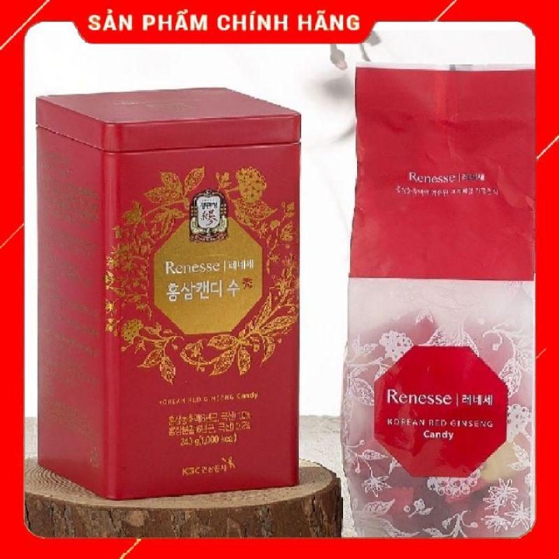 Kẹo Hồng Sâm KRG Candy 240g giá rẻ