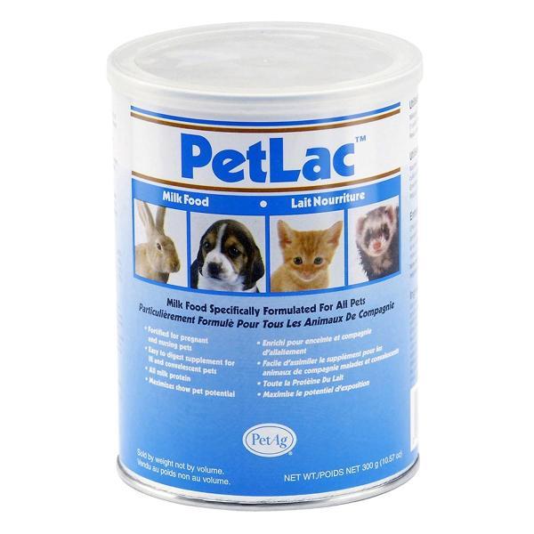 Sữa bột dinh dưỡng Petlac cho chó mèo 300gr
