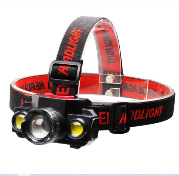 Đèn pin L9 đeo đầu tiện lợi