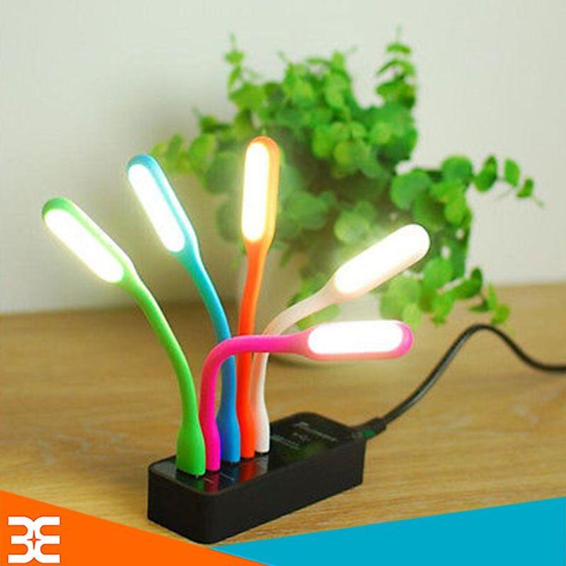 Bảng giá Bộ 2 Đèn LED USB Dẻo Siêu Sáng Cắm Máy Tính, Sạc Dự Phòng (Giao Màu Ngẫu Nhiên) Phong Vũ