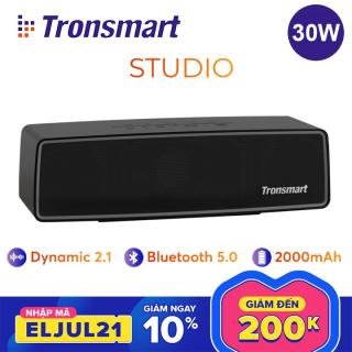 Loa Bluetooth mini 5.0 Tronsmart Studio 30W Ghép nối không dây đến 100 loa Âm thanh trung thực thumbnail