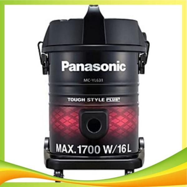 [Nhập ELMAY21 giảm 10% tối đa 200k đơn từ 99k]Máy hút bụi công nghiệp Panasonic MC-YL631RN46